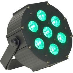 ColorKey WaferPar HEX 7 RGBAW+UV LED Wash Light