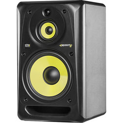"KRK Rokit 10-3 G3 148W 10"" Three-Way Active Studio Monitor (Single, Black)"