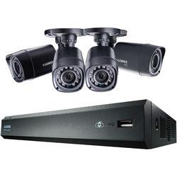 Lorex by FLIR 4-Channel 720P HD Network 500GB DVR With 4 720P Cameras