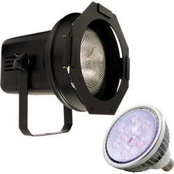 American DJ PAR 38 Can with Ultraviolet LED Blacklight Bulb Kit