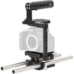 Wooden Camera Basic Accessory Kit for Nikon D5300/D5600