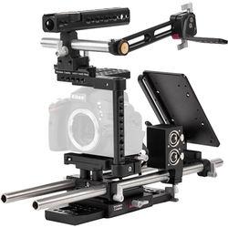Wooden Camera Professional Accessory Kit for Nikon D5300 Camera