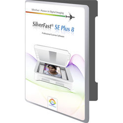 LaserSoft Imaging SilverFast SE Plus 8.5 Scanning Software with Printer Calibration for Epson Perfection V37/GT-S640