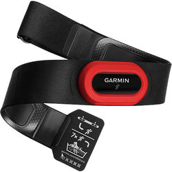 Garmin HRM-Run Heart Rate Monitor (Black/Red)