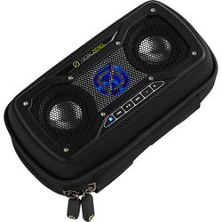 GOAL ZERO Rock Out 2 Solar Rechargeable Portable Speaker (Black)