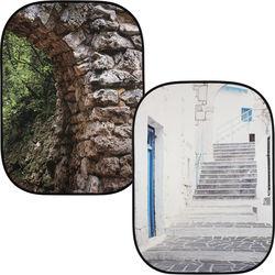 Lastolite 5x7 Perspective Background (Arch/Grecian)