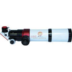 "Lunt Solar Systems LS80THA 80mm f/7 Hydrogen-A Solar Refractor Telescope (12mm Blocking, 2"" Crayford-Style Focuser)"