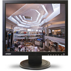 "Orion Images 17RCA 17"" Economy Series CCTV LCD Monitor (Black)"
