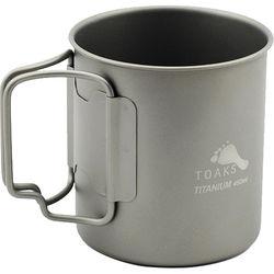 Toaks Outdoor Titanium 450mL Cup (15.2 oz)