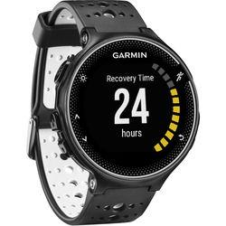 Garmin Forerunner 230 GPS Running Watch (Black and White)