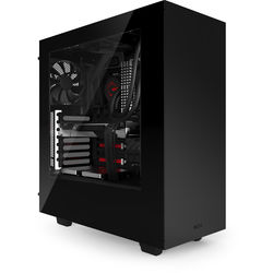NZXT S340 Mid-Tower Chassis (Black)