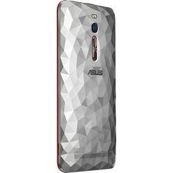 ASUS ZenFone 2 Deluxe ZE551ML 128GB Smartphone (Unlocked, Silver Polygon)