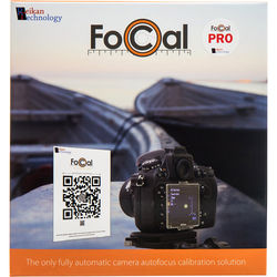Reikan FoCal FoCal 2.0 Pro Lens Calibration