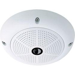 MOBOTIX Hemispheric Q25 6MP Day Dome Camera with 1.6mm Fisheye Lens (White)