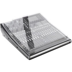 Decksaver Behringer X32 Producer Cover (Smoked/Clear)