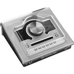 Decksaver Apollo Twin Cover (Smoked/Clear)