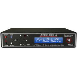 Contemporary Research ATSC-SDI 4 HDTV Tuner