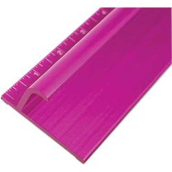 "Drytac Steel Edge Safety Ruler (96"", Purple)"