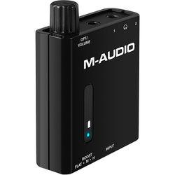M-Audio Bass Traveler - Portable 2-Channel Headphone Amplifier
