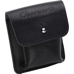 Oberwerth Furth Leather Case for Oberwerth Camera Bag (Black)