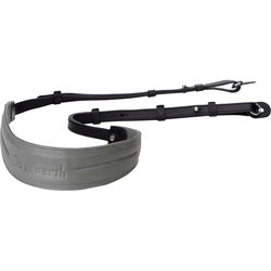 Oberwerth Rhein Leather Camera Strap for DSLR Camera (Black)