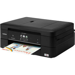Brother WorkSmart Series MFC-J880DW All-in-One Inkjet Printer