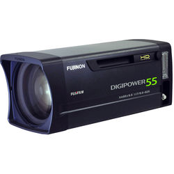 "Fujinon XA55X9.5BESM 9.5-525mm f/1.7-2.9 2/3"" EFP Box Lens"