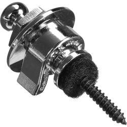 SCHALLER Security Locks for Guitar and Bass (Chrome)