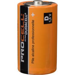 Duracell D Procell 1.5V Alkaline Batteries (12 Pack)