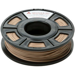 Afinia 1.75mm Specialty PLA Filament for H-Series 3D Printers (Infused Wood, 200g)
