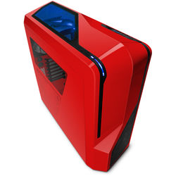 NZXT Phantom 410 Mid-Tower Case (Red)
