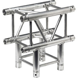 Global Truss 1.64' 3-Way T-Junction for F34 Square Truss