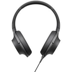 Sony h.ear on High-Resolution Audio Headphones (Charcoal Black)