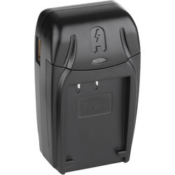 Watson Compact AC/DC Charger Kit with Battery Adapter Plate for EN-EL8