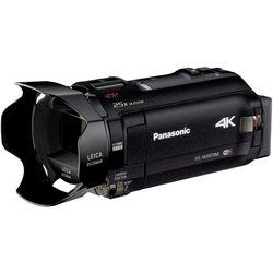 Panasonic HC-WX970ME 16GB 4K Ultra HD Camcorder with Twin Video Camera (PAL, Black)