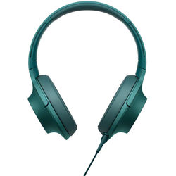 Sony h.ear on High-Resolution Audio Headphones (Viridian Blue)