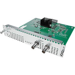 Cisco SM-X-1T3/E3 1-Port Clear-Channel Packet-over-T3/E3 Service Module for Cisco Integrated Services Routers
