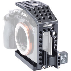LOCKCIRCLE BirdCage A7P Kit Plus Edition with Extended Top Plate for Sony a7 Series Cameras