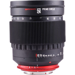 LOCKCIRCLE PrimeCircle XM Series Canon EF Mount 135mm f/2.0 Apochromatic Lens (Metric Markings)