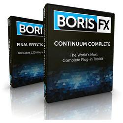 Boris FX Native Filter Suite AE Upgrade (Download)