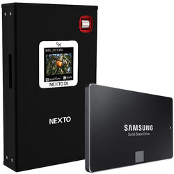 NEXTO DI ND2901 500GB SSD Portable Memory Card Backup Storage