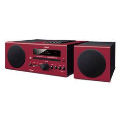 Yamaha MCR-B043 30W Bluetooth Wireless Music System (Red)