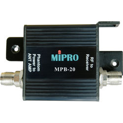 MIPRO MPB-20 Antenna Booster with Built-in Power Supply
