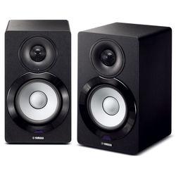 Yamaha NX-N500 MusicCast Powered Network Speaker (Pair, Black)