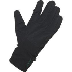 Freehands Men's Softshell Photo Gloves (Medium, Black)