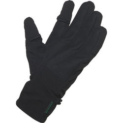 Freehands Men's Softshell Photo Gloves (Large, Black)