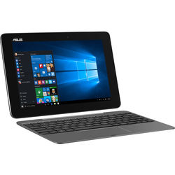 "ASUS 10.1"" T100HA Transformer Book Multi-Touch 2-in-1 Notebook (Gray)"