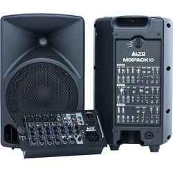 Alto MixPack 10 Portable Sound System