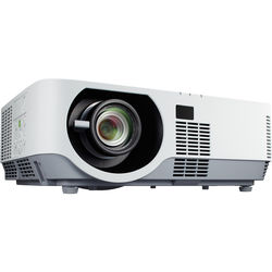 NEC NP-P502W 5000-Lumen WXGA DLP Projector