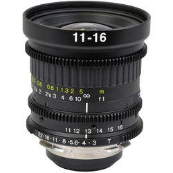 Tokina Cinema 11-16mm T3.0 with PL Mount